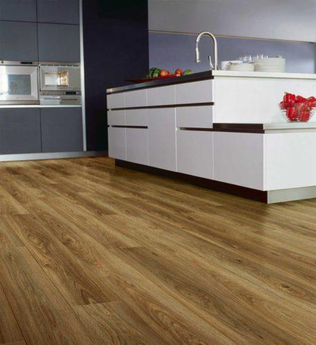 Vinyl Boden Küche