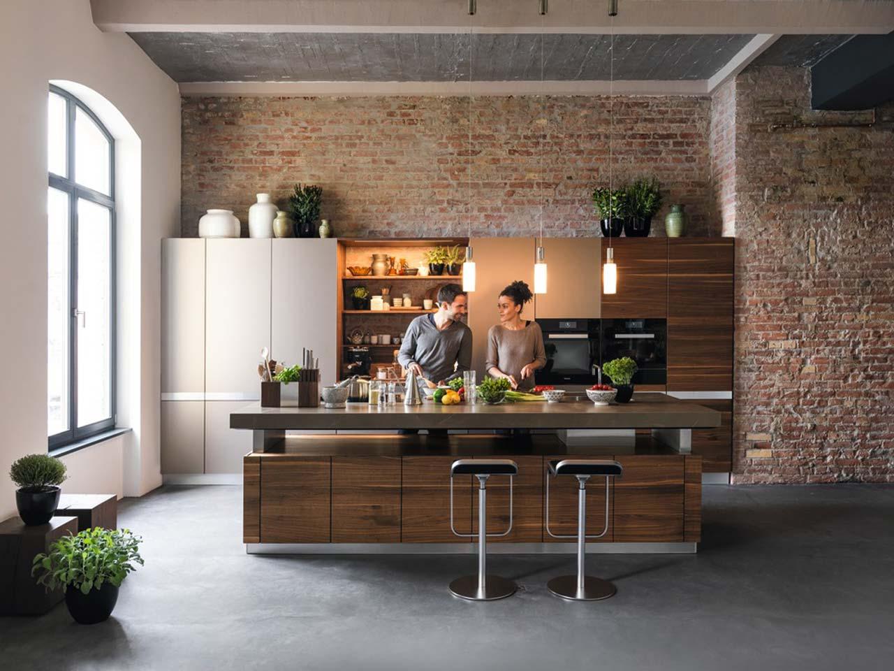 Hat die klassische Küche ausgedient?  Küchen Journal