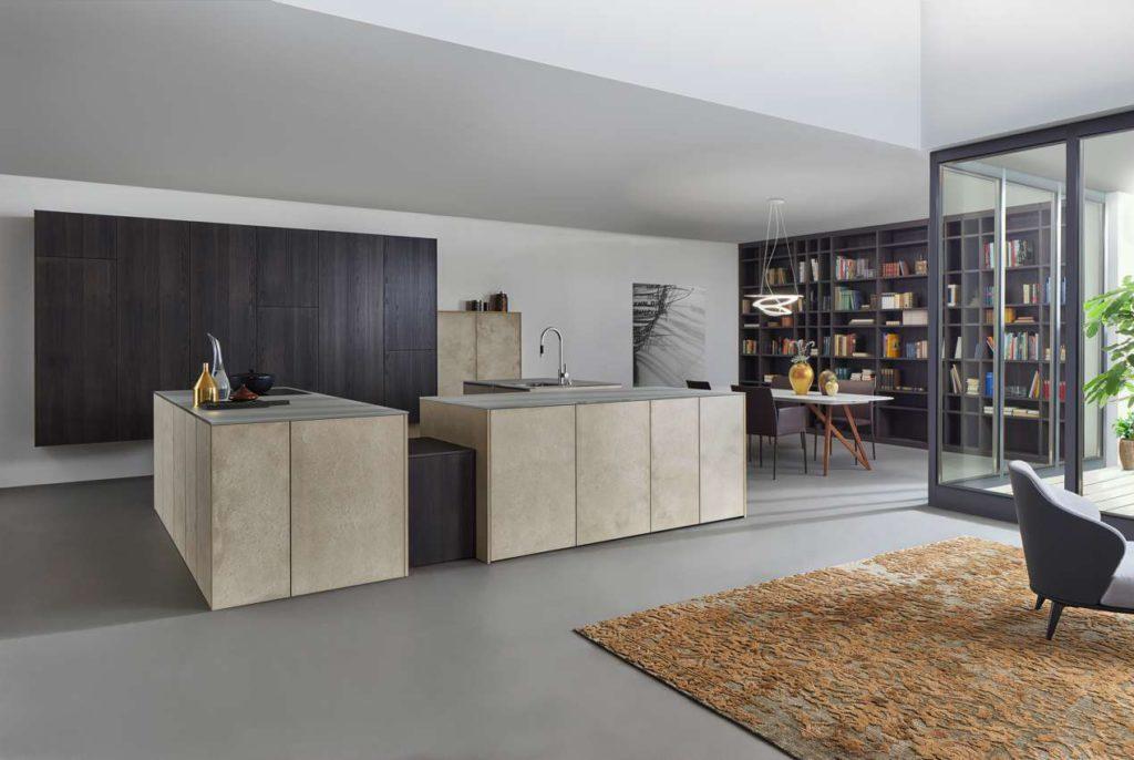 Leicht Küche Stone