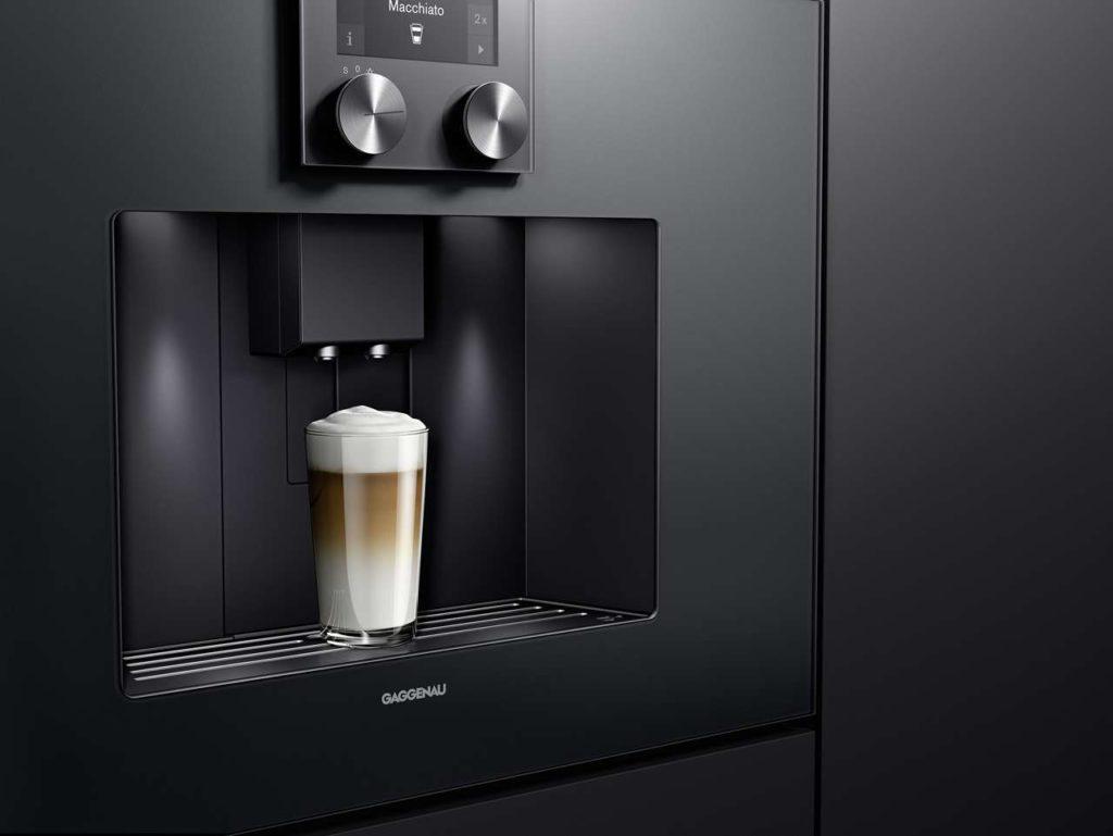 Gaggenau Kaffeemaschine, Kaffeeautomat, Teeautomat