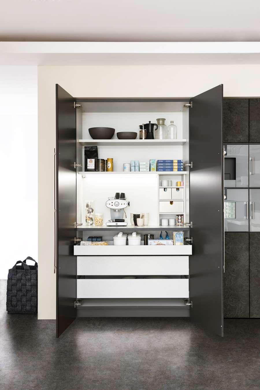 harmonie von k che und wohnraum k chen journal. Black Bedroom Furniture Sets. Home Design Ideas