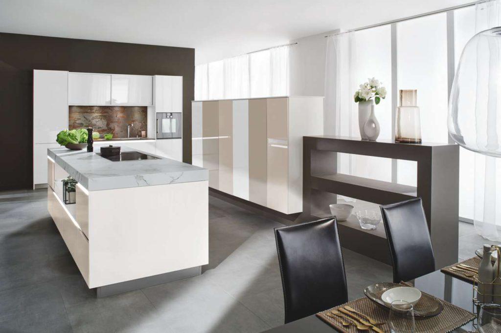 Smart Glas - modern und gemütlich | Küchen Journal