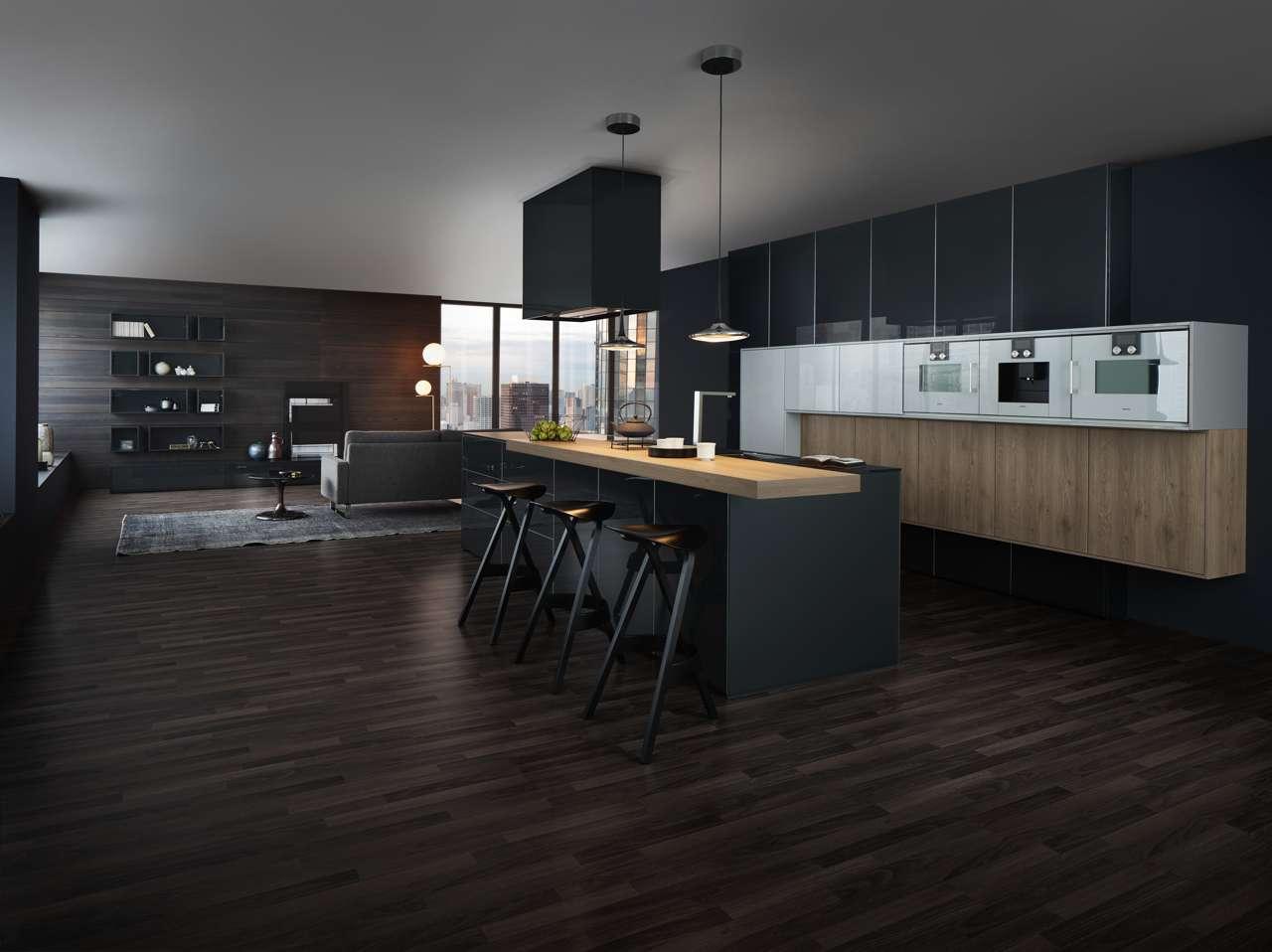 Neue Tiefenstruktur   Küchen Journal