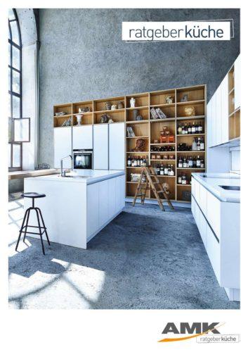 Eine gute Orientierungshilfe vor dem Küchenkauf gibt der AMK Ratgeber Küche oder unter www.amk-ratgeber-kueche.de. (Foto: AMK)