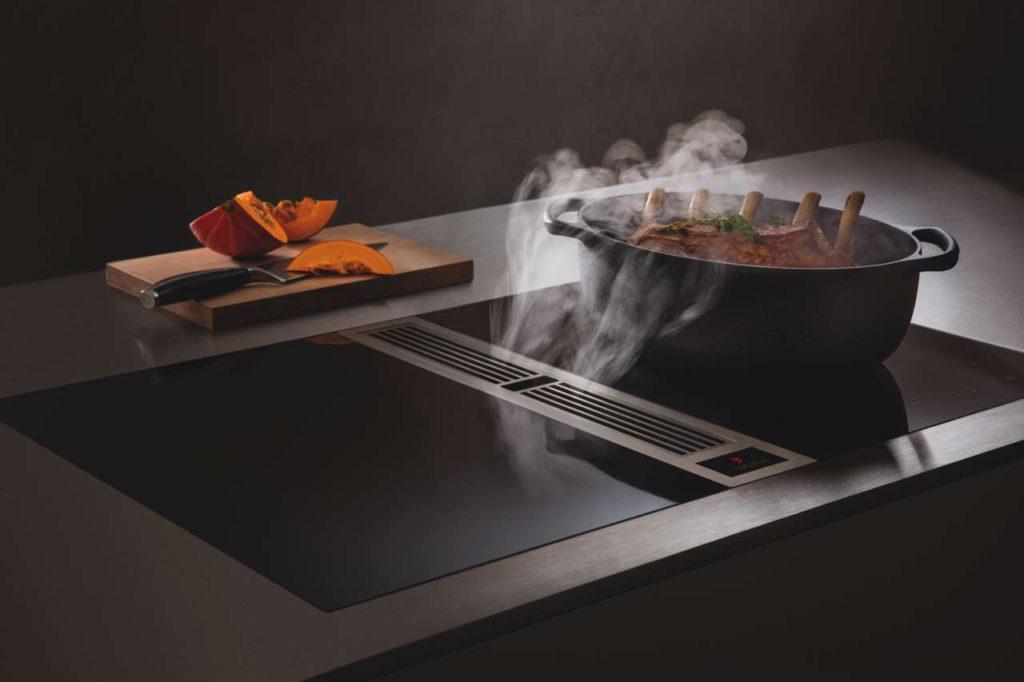 BORA Classic bietet optimale Voraussetzungen für individuelle Küchenplanungen. Foto: BORA
