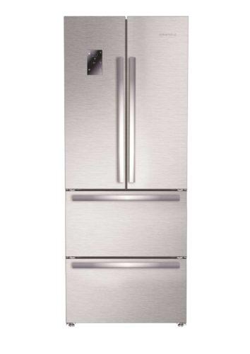 Die neue Multitür-Kühlschrank-Serie überzeugt mit intelligenter Kühltechnologie und extravagantem Design. Foto: Grundig