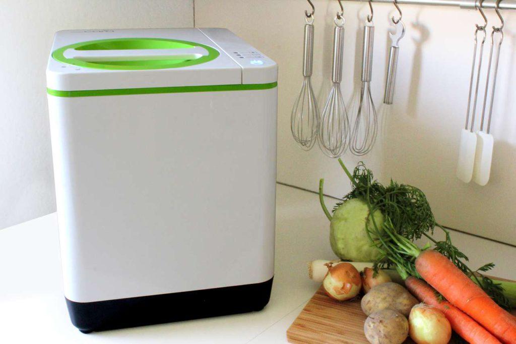 Mit dem SmartCara bietet refsta jetzt eine Lösung an, die den organischen Haushaltsabfall beseitigt. Foto: refsta