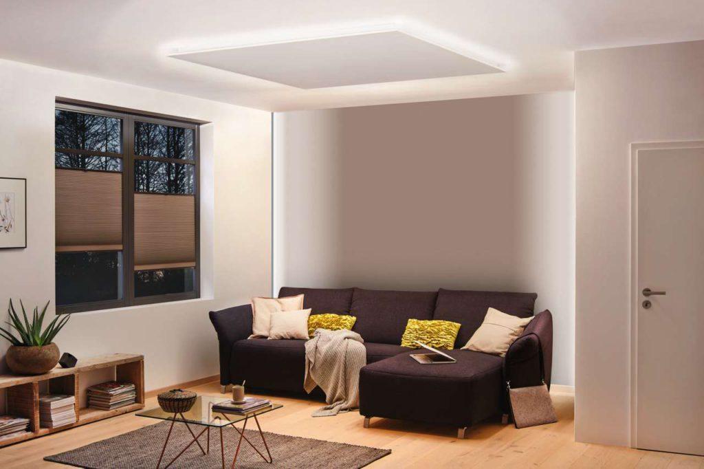 LED-Stripes zum einfachen Aufkleben sind echte Alleskönner: Zur Ausleuchtung mit indirektem Licht lassen sie sich ebenso verwenden wie für eine stimmungsvolle Raumatmosphäre. Foto: djd/Paulmann Licht