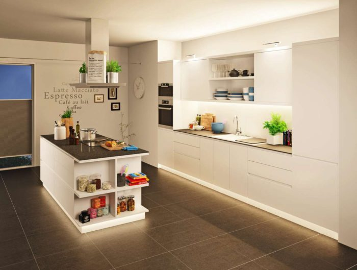 licht k chen journal. Black Bedroom Furniture Sets. Home Design Ideas