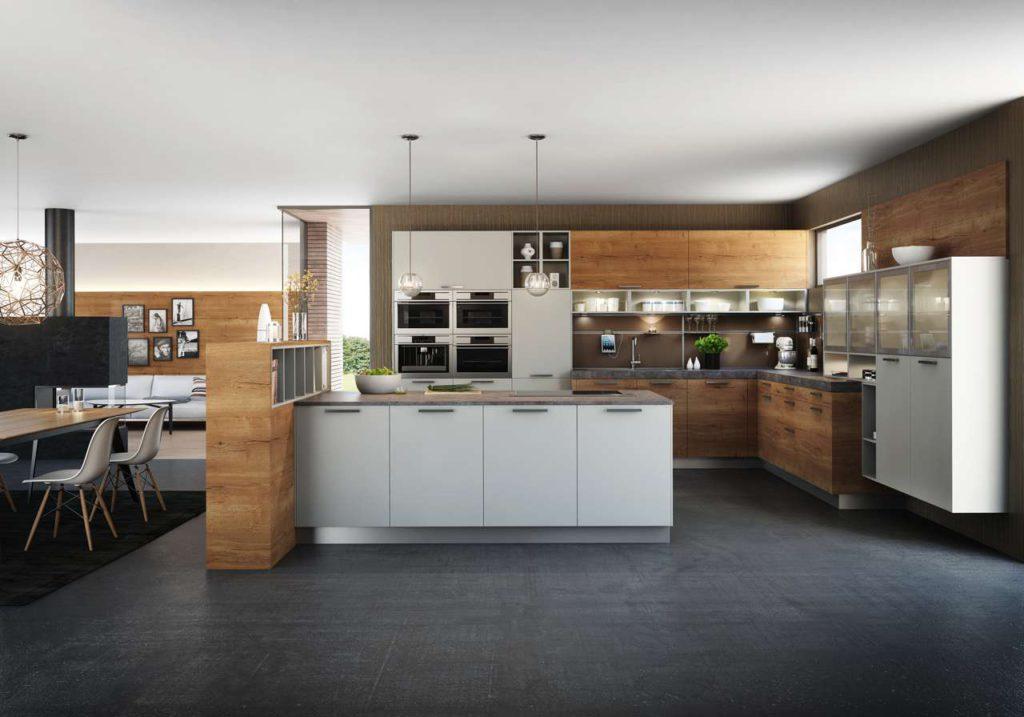 ewe Küche Unita.Foto: ewe