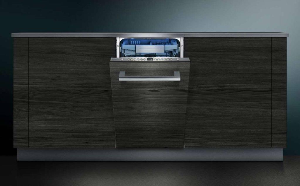 Die neuen 45-cm-Geschirrspüler von Siemens Hausgeräte sind so schnell wie ihr Anwender das will. Foto: Siemens