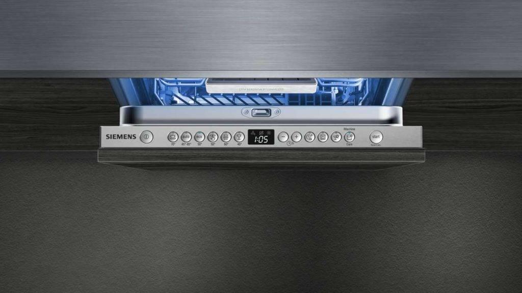 Unsichtbar, unhörbar, unproblematisch: Die neuen Spülmaschinen von Siemens Hausgeräte. Foto: Siemens