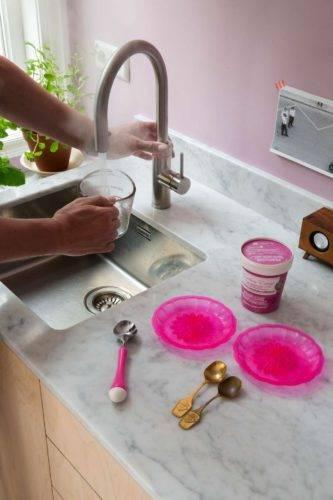 Das spezielle, patentierte Verfahren sorgt für einen geringen Energiebedarf und hohe Hygiene. Foto: djd/Quooker