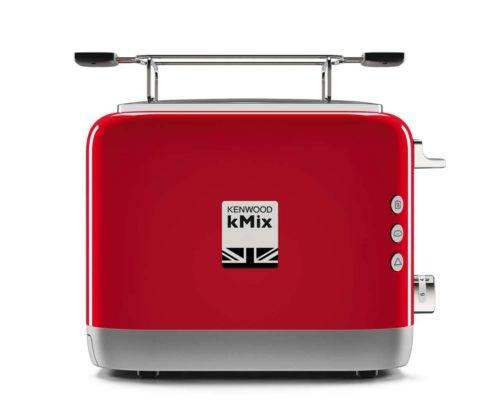 """Besonders hervorgetan hat sich der Toaster mit der """"Peek and View""""-Funktion, mit welcher der Bräunungsprozess sogar während des Betriebs kontrolliert werden kann. Foto: Kenwood"""