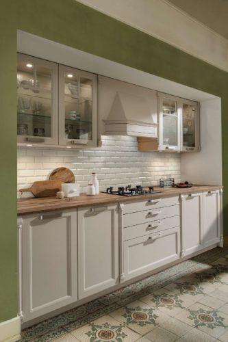 Landhausküche Scarlett Vision. Foto: SCHMIDT Küchen