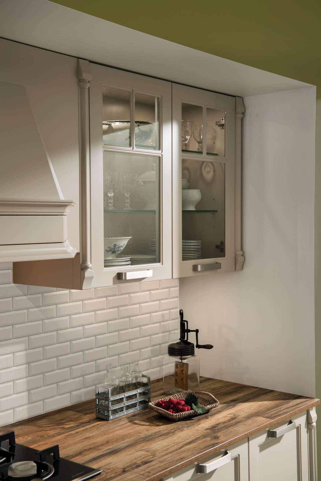 moderne nostalgie k chen journal. Black Bedroom Furniture Sets. Home Design Ideas