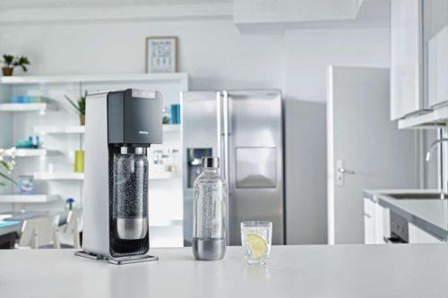 POWER in der Küche. Foto: SodaStream