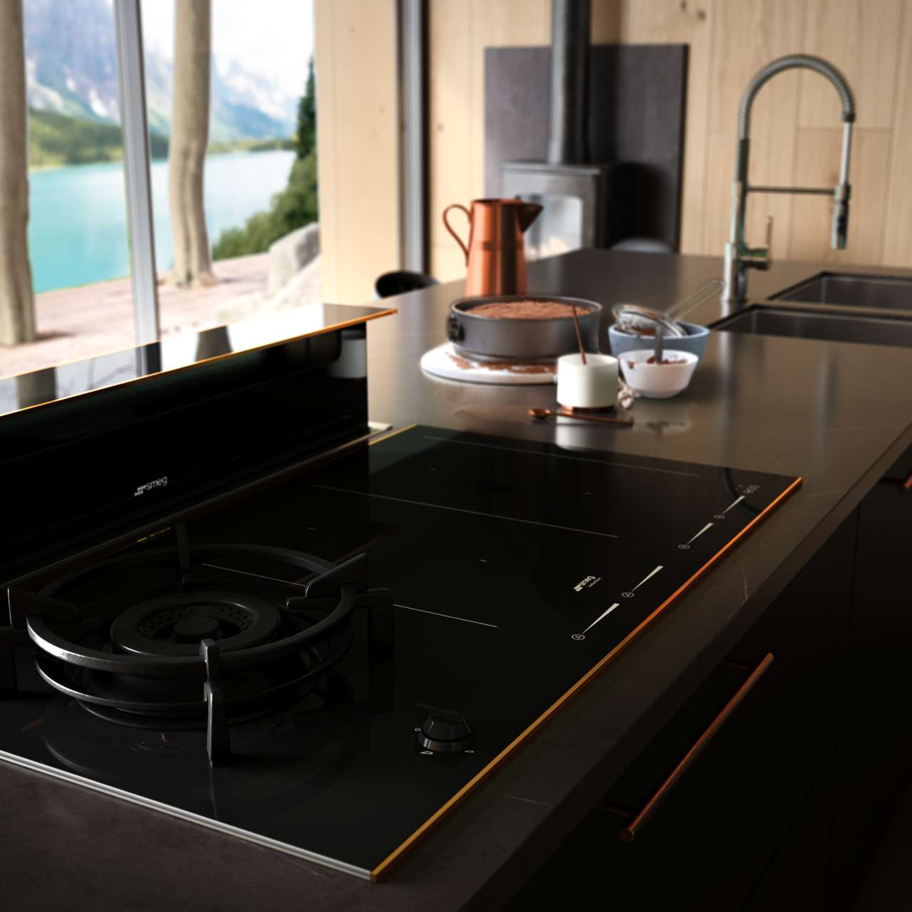 Kochen mit Gas völlig neu erleben | Küchen Journal
