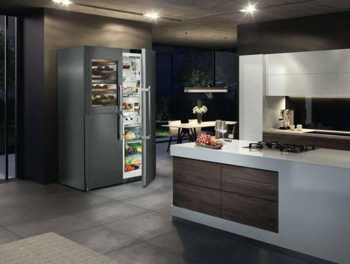 Side By Side Kühlschrank Weinkühler : Weinkühler küchen journal