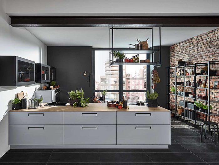 Wohnk Chen wohnküche küchen journal
