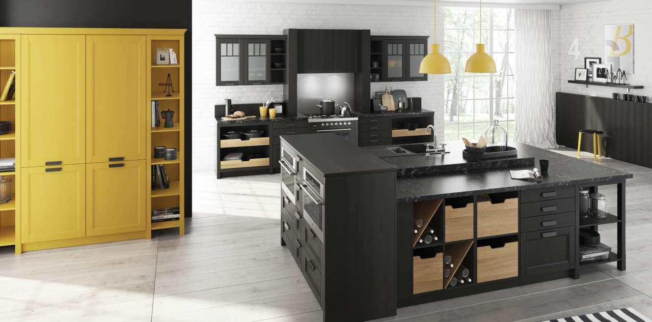 Wohnküchen zum Verlieben | Küchen Journal