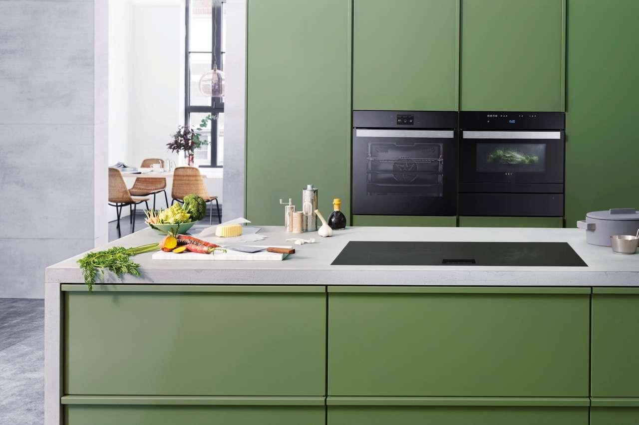 attraktiv extrem flexibel k chen journal. Black Bedroom Furniture Sets. Home Design Ideas