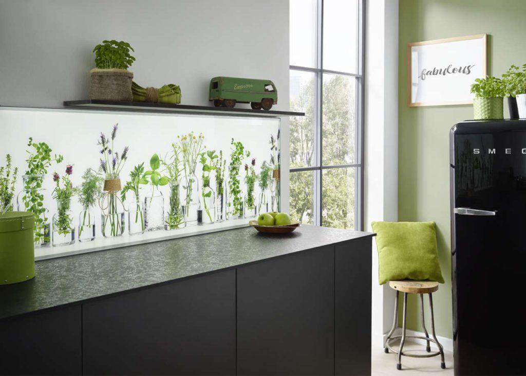 Küchenrückwand Lechner, Switchy, austauschbare Küchenrückwand