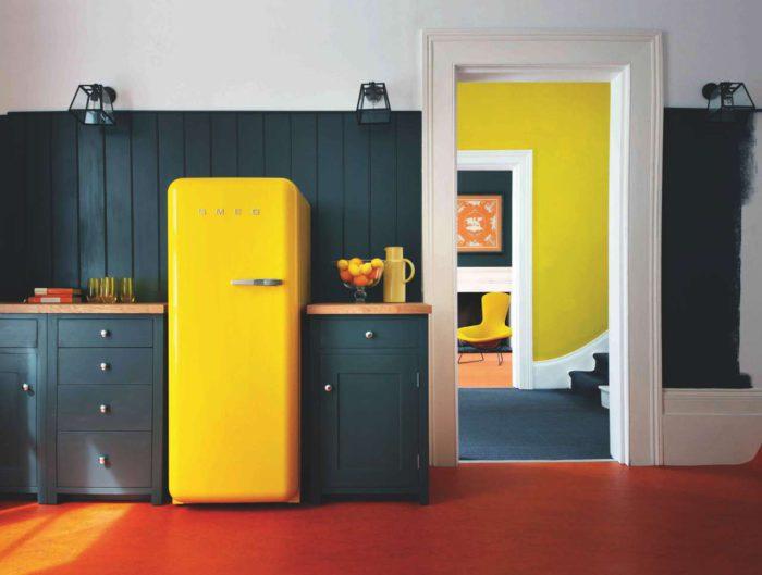 Smeg Kühlschrank Gefrierkombi : Kühlschrank küchen journal