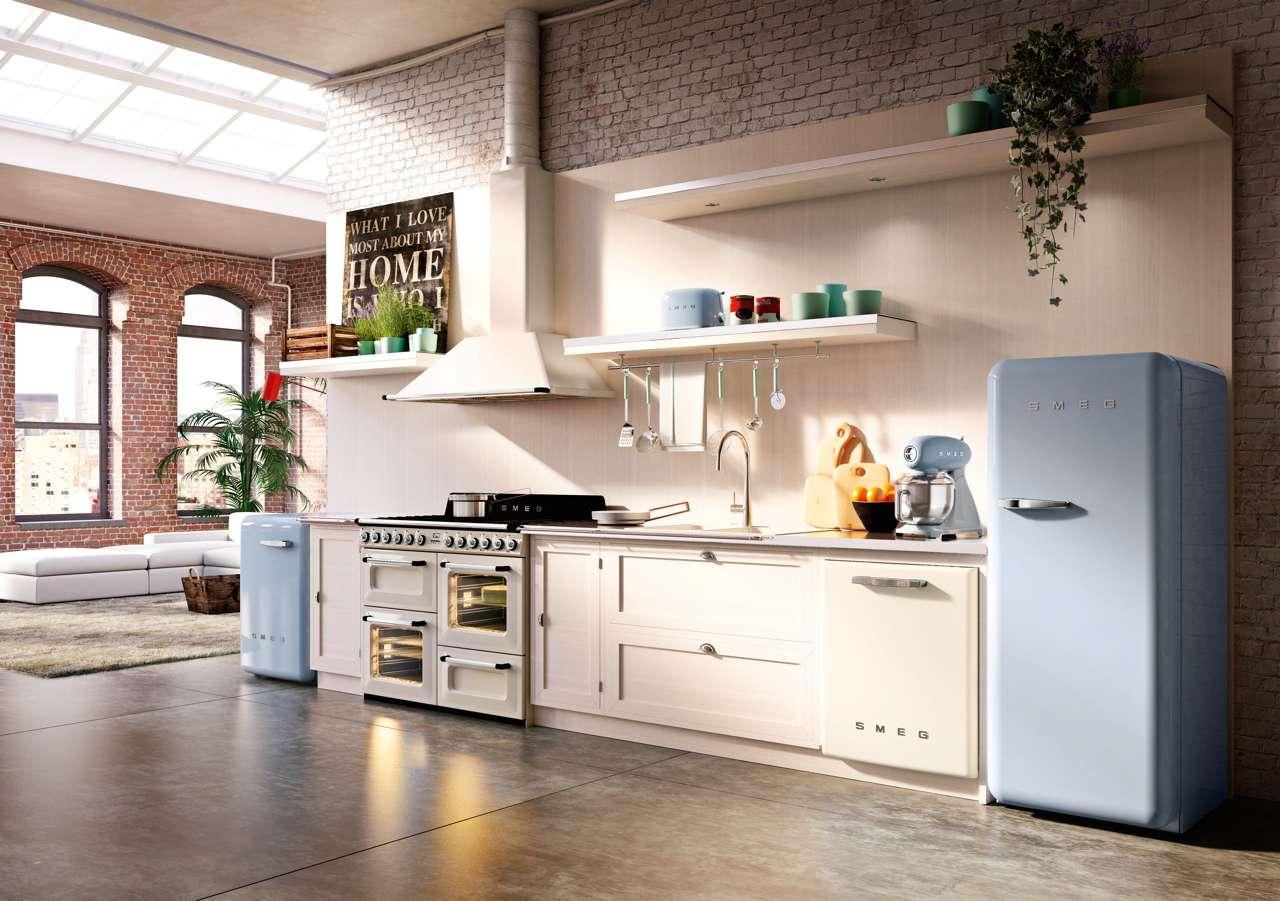 Smeg Kühlschrank Wasser Läuft Aus : Sonderaktion zum smeg jubiläum küchen journal