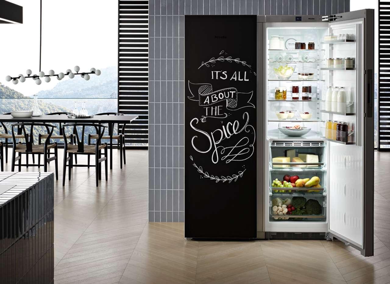 Kühlschrank Und Gefrierschrank Side By Side : Side by side für alle fälle küchen journal