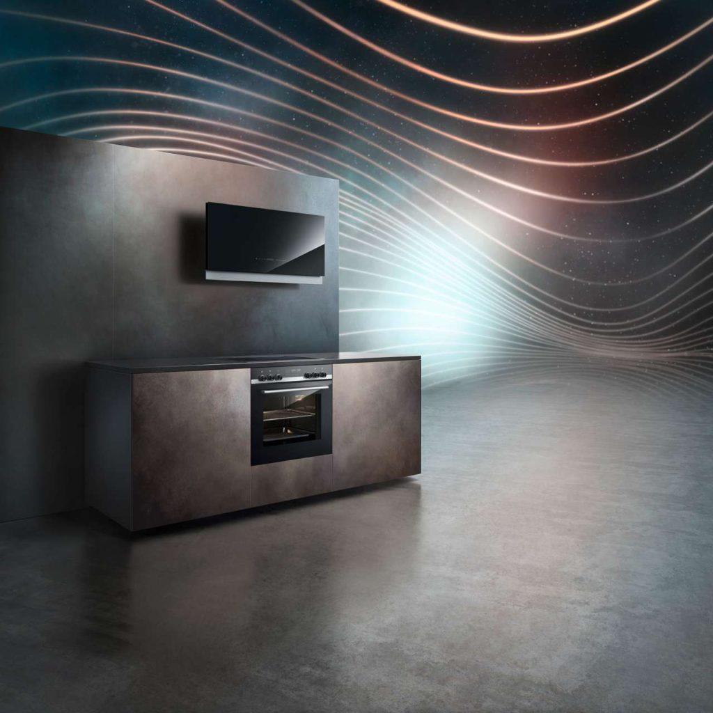 Funktionale und technische Geräte finden sich vermehrt in Männerküchen. Foto: AMK