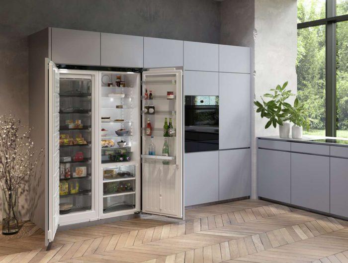 Smeg Kühlschrank Stiftung Warentest : Kühl gefrier kombination küchen journal