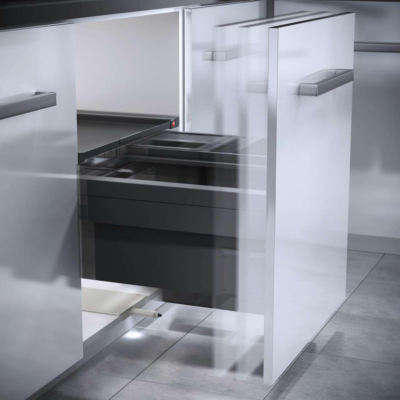 Mehr Komfort bei der Abfalltrennung | Küchen Journal