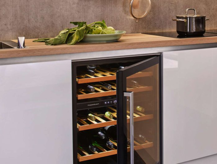 Weinkühlschrank | Küchen Journal