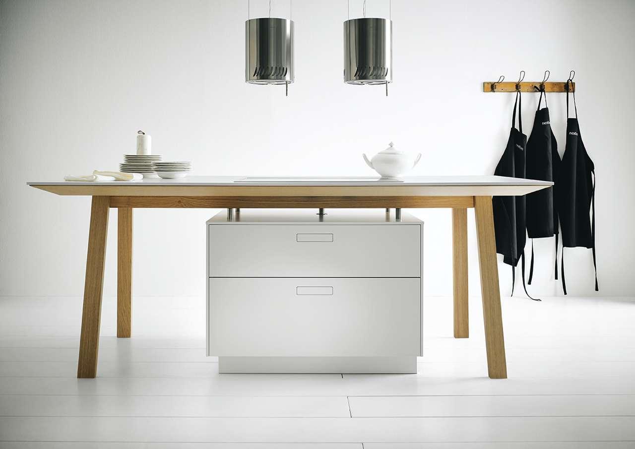 Ein puristisches Design-Statement | Küchen Journal
