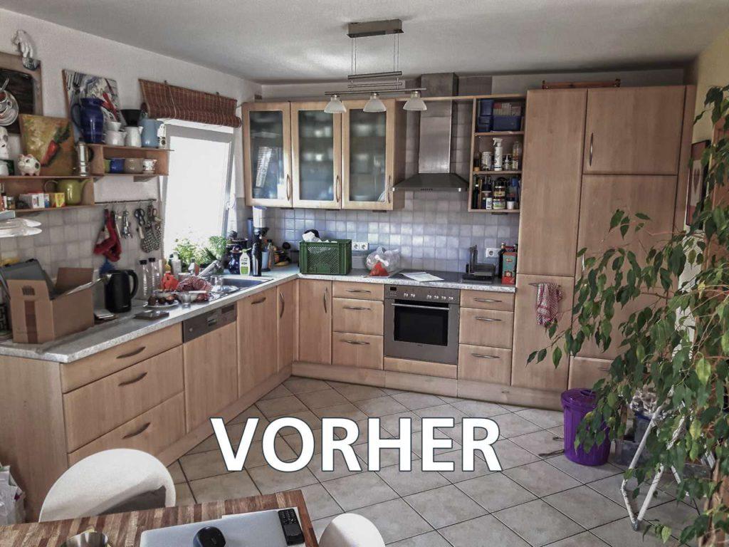 Was tun, wenn die Küchenfronten Macken haben oder die Farbe nicht mehr gefällt? Foto: djd/www.beptum.de