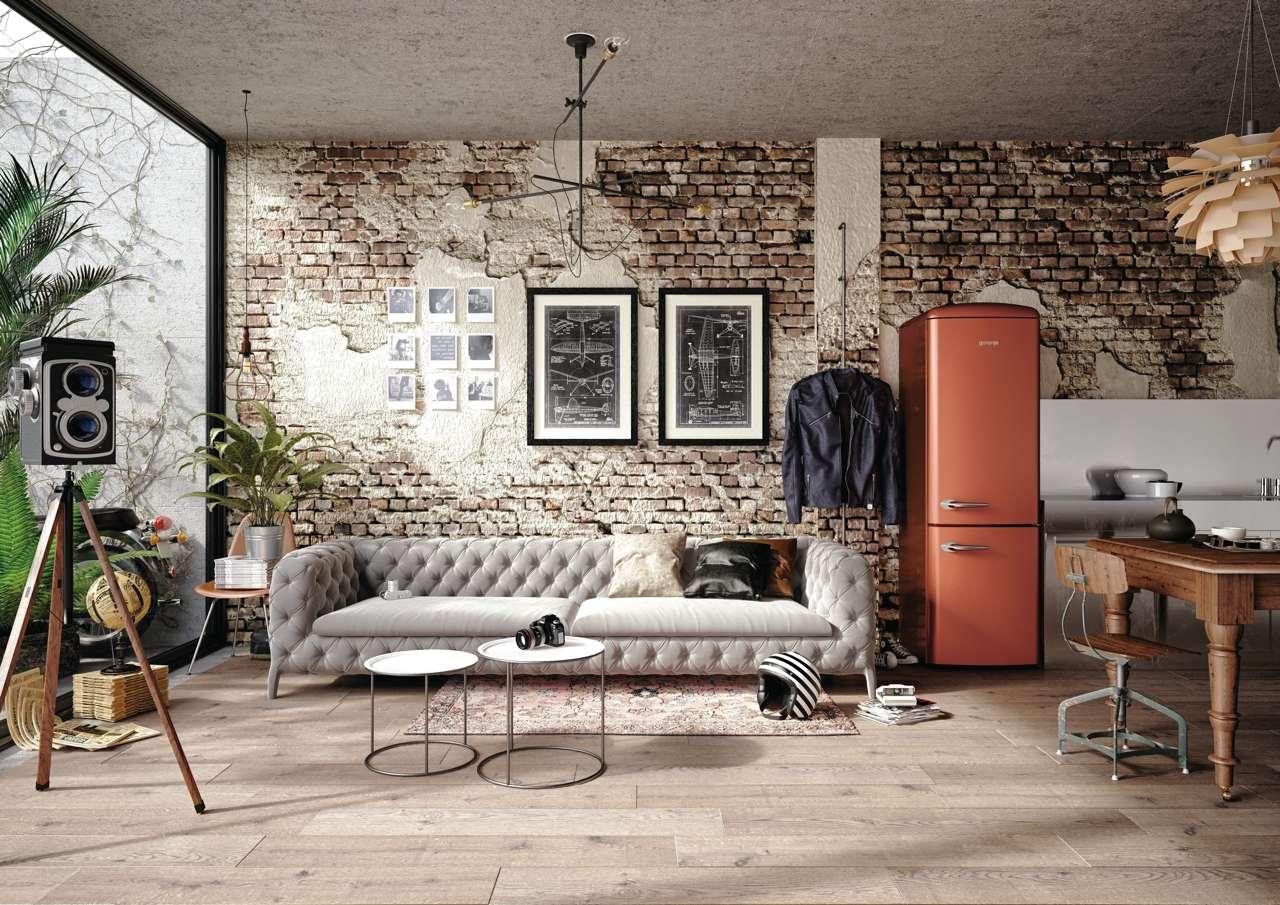 Küchenzeile Mit Retro Kühlschrank : Der bosch retro kühlschrank bringt farbe in die küche