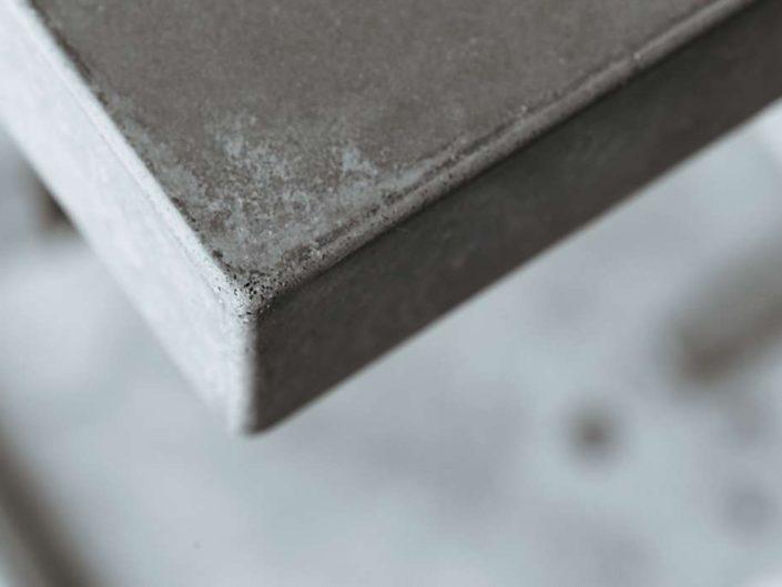 Betonarbeitsplatte. Foto: Harr Beton Design