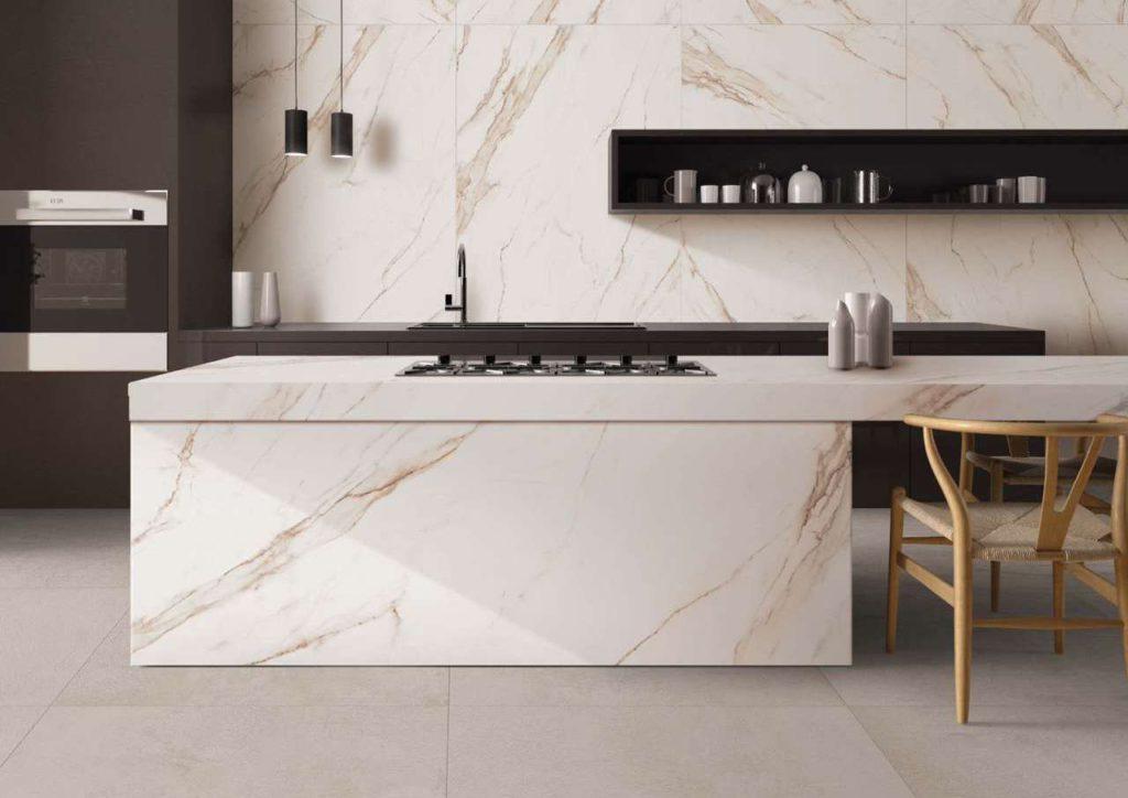 Bekannt Arbeitsplatten aus Keramik | Küchen Journal HP31