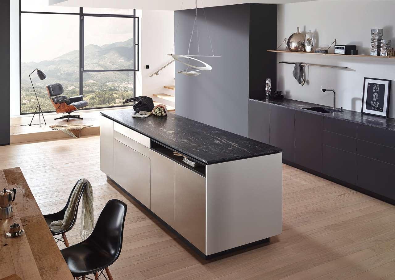 Arbeitsplatten aus Granit – Küchen Journal