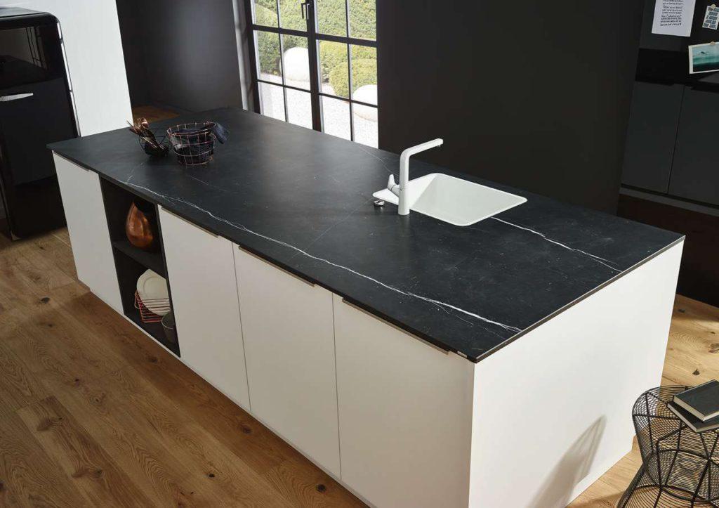 Bevorzugt Arbeitsplatten aus Keramik | Küchen Journal SC53