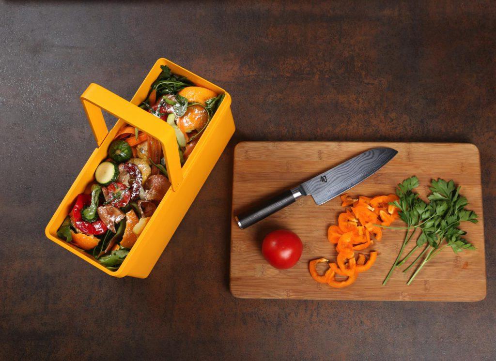 FreezyBoy: Die zeitgemässe Lösung für organische Küchenabfälle. Foto: Avantyard Ltd. | PEKA Metall AG