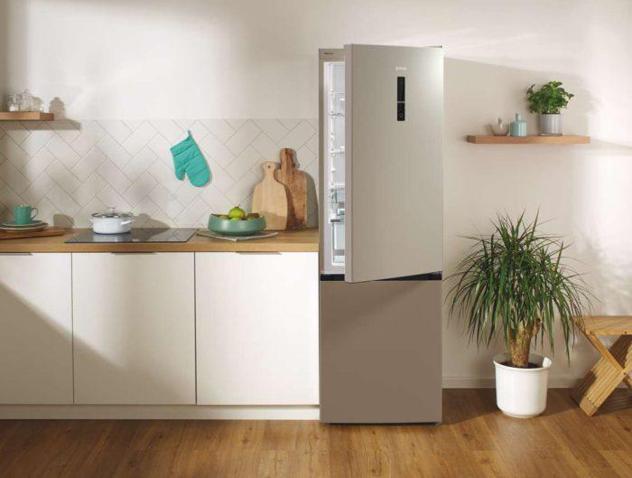 Gorenje Gefrier Und Kühlschrank : Kühl gefrier kombination küchen journal