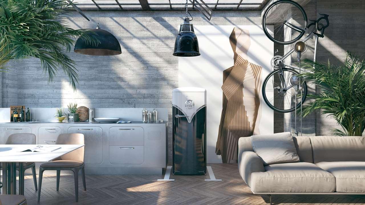 Gorenje Retro Kühlschrank Vw : Gorenje kühlschrank retro kaufen zum besten preis dealsan