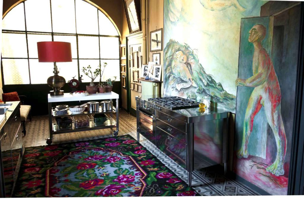 Eine Küche so individuell wie ihre Benutzer. Fotos: Alpes-Inox