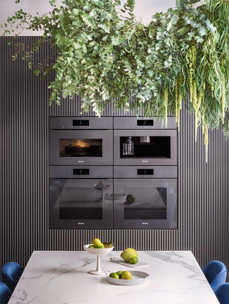 Die Geräte passen in jedes Küchenumfeld. Foto: Miele
