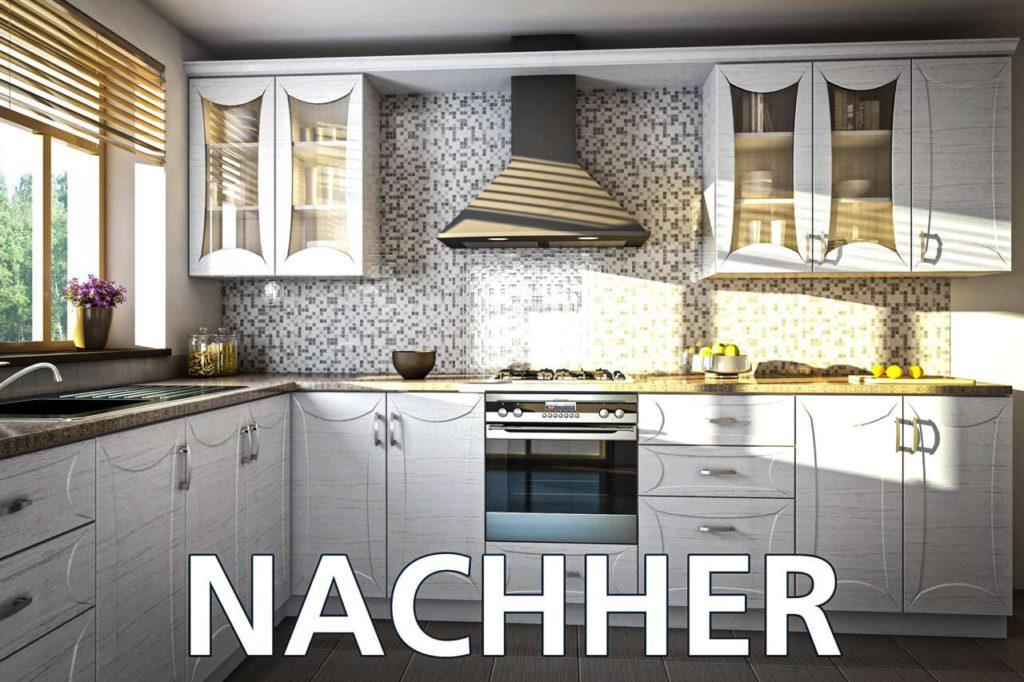 Mit neuen Küchenfronten bekommt die alte Küche einen modernen Look. Foto: djd/www.beptum.de