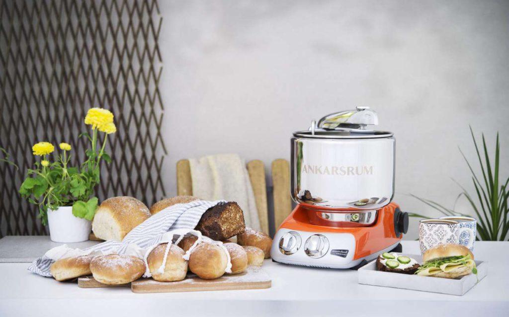 """Die Ankarsrum """"Assistent Original"""" ist in vielerlei Hinsicht anders als andere Küchenmaschinen für den Privatgebrauch. Foto: Ankarsrum"""