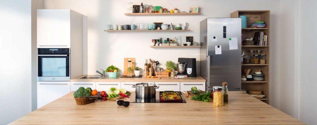 Die Gorenje OmniFlex-Induktionskochfelder sorgen dank modernster und patentierter Technologie für Freude am Kochen und perfekte Resultate. Foto: Gorenje