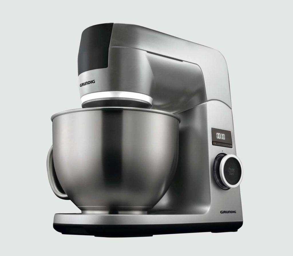 Bei der KMP 8650 S trifft hochwertiges Design auf einfache Handhabung. Foto: © Grundig Intermedia GmbH